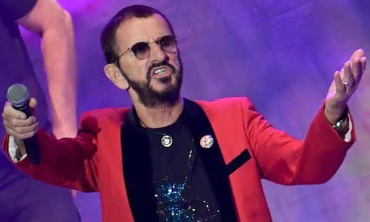 KONZERT 'RINGO STARR AND HIS ALL STARR BAND'