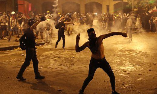 Die Proteste im Libanon gehen weiter