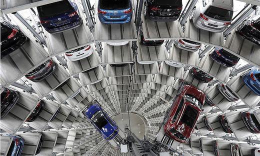 Bericht: VW droht neuer Ärger von der Finanzaufsicht