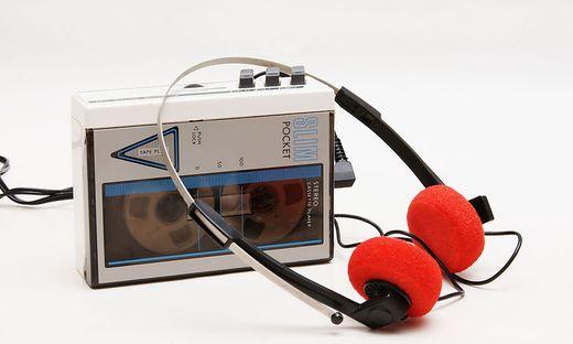 Ein Kultgerät: Der Walkman wird 40