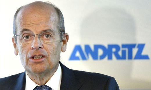 Andritz-Boss Wolfgang Leitner