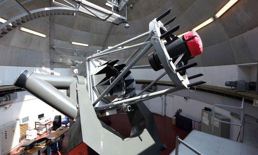 Größtes Teleskop Österreichs wird 50 und erlebt zweiten Frühling