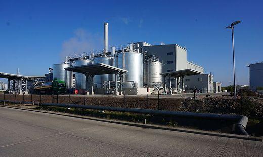 Im britischen Stanlow hat die BDI bereits eine Anlage realisiert, in der fetthaltige Abfälle zum Rohstoff für Biodiesel werden