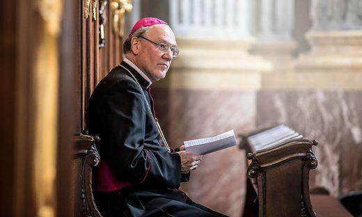 Dankgottesdienst Abschied Bischof Alois Schwarz Dom Klagenfurt Juni 2018