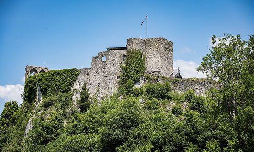 Die Burg Finkenstein