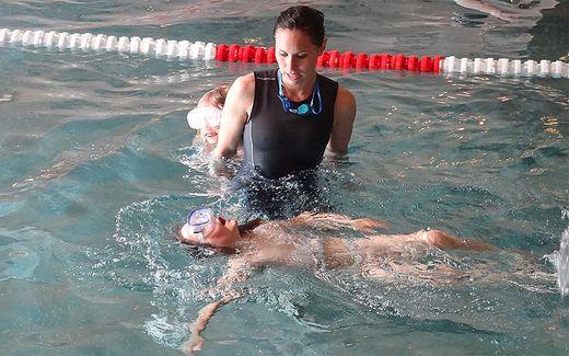 Ob die beliebten Schulschwimmkurse durchgezogen werden können, ist derzeit noch nicht abzusehen
