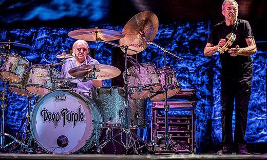 Deep Purple Konzert Messehalle Klagenfurt Dezember 2019