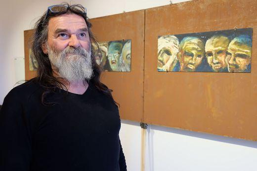 Richard Ludersdorfer eröffnet seine neue Ausstellung ´Retrospektive 6.0´