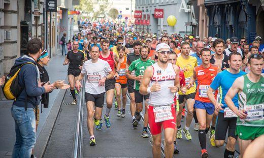 Erleben Sie den Graz Marathon!