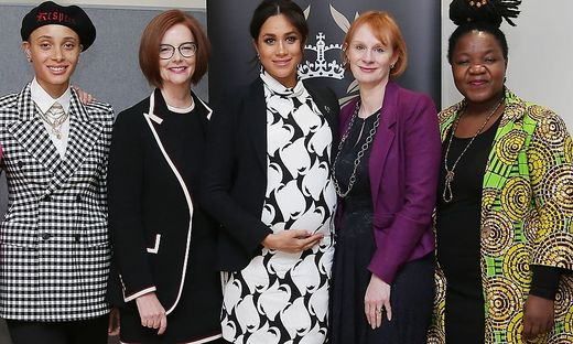 BRITAIN-ROYALS-WOMEN-8MARCH-RIGHTS