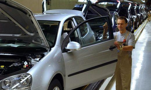 Auto: VDA rechnet mit sinkender Autoproduktion in Deutschland