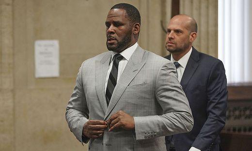 US-Sänger R. Kelly wurde verhaftet