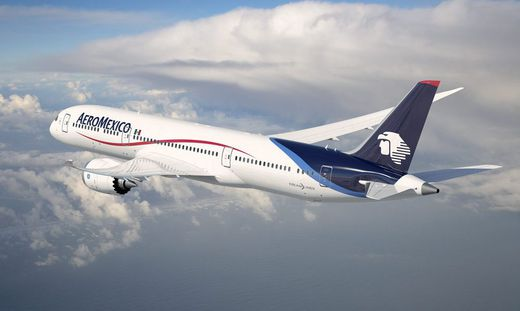 Mexikos staatliche Fluglinie Aeromexico
