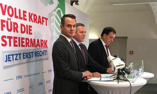 Hermann, Kunasek, Kogler