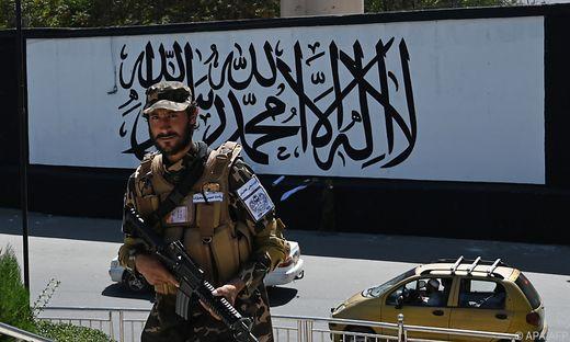 Die Taliban hatten in den vergangenen Tagen Demonstrationen mit Gewalt unterdrückt