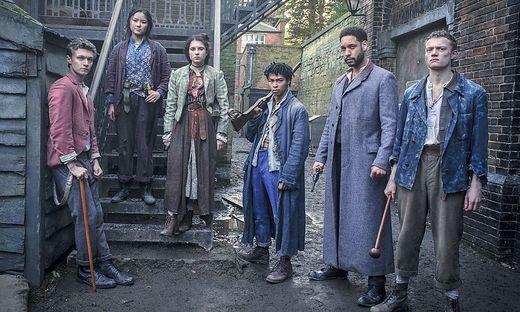 Die Bande aus der Baker Street mit John Watson