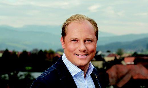 Dieter Dohr, Bürgermeister von Bad St. Leonhard