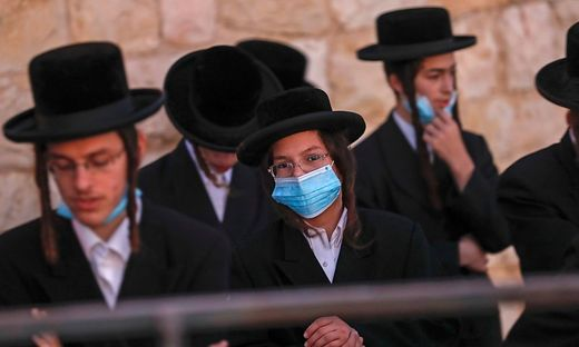 Zweiter Lockdown in Israel