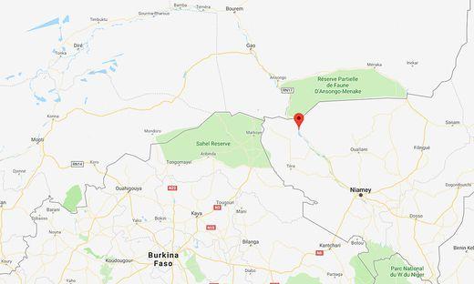 Deutscher Entwicklungshelfer im Niger entführt