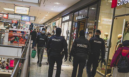 Die Polizei sieht sich in Sachen Freitest-Kontrolle nur im Ausnahmefall in der Ziehung