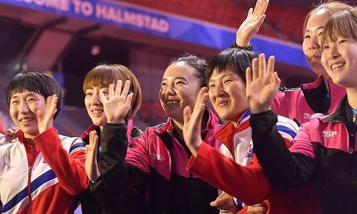 TischtennisDeutsches Team verliert WM-Endpiel gegen China