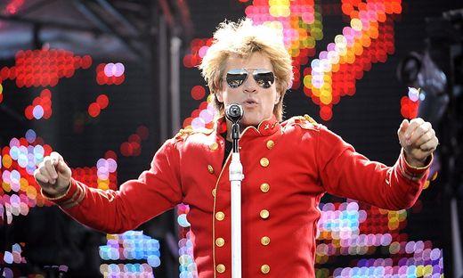 Jon Bon Jovi könnte nächstes Jahr Klagenfurt rocken