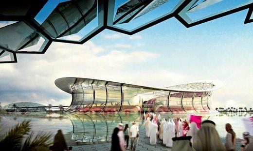 Amnesty Bericht Unhaltbare Zustande Vor Fussball Wm In Katar