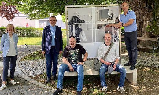 """Bis 23. Juni kann die Ausstellung """"Menschenbilder"""" besichtigt werden"""