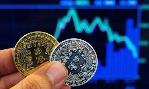 Der Bitcoin-Kurs ist besonders volatil
