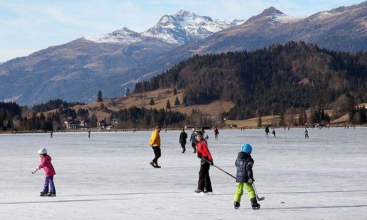 80 Eislauftage wurden in dieser Saison gezählt