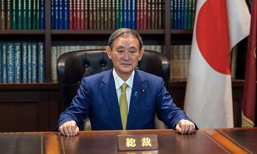 Japans neuer Premier Yoshihide Suga