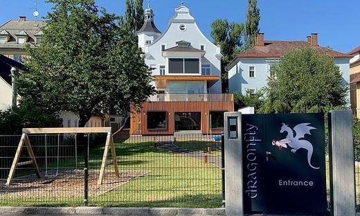 Der englischsprachige Kindergarten ist seit dem Frühjahr 2021 geöffnet