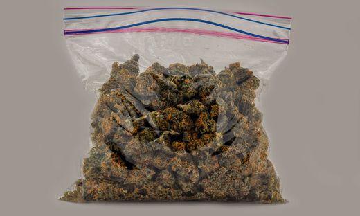 Der Dealer handelte mit Cannabis