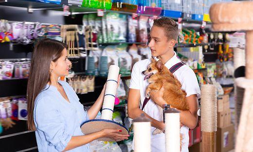 In der EU werden im Handel mit Haustierbedarf im Jahr rund 21,5 Milliarden Euro umgesetzt