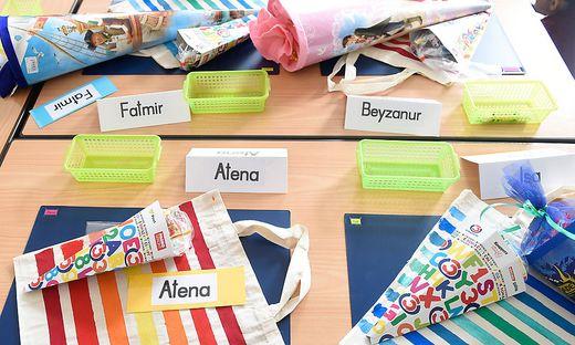 Integration von Flüchtlingskindern an Schulen