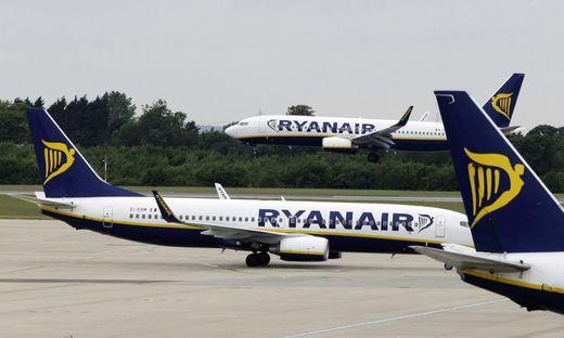 Ryanair verdiente im ersten Geschäftsquartal 243 Millionen Euro