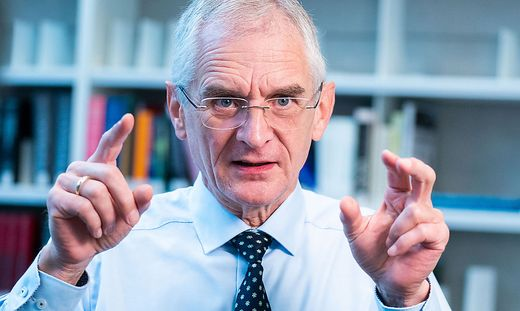 AGES-Experte Franz Allerberger
