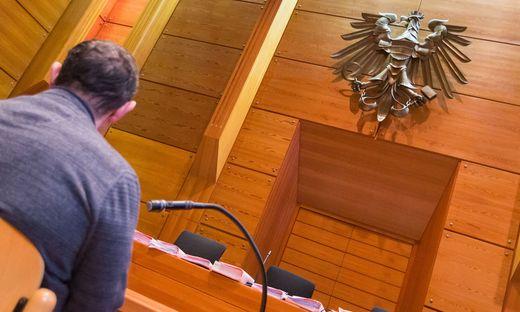 PROZESS: GEGEN 43-J�HRIGEN, DER SEINE SCHWIEGERTOCHTER IN TIROL GET�TET HABEN SOLL
