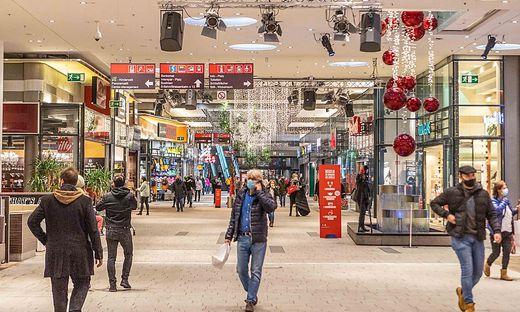 Der Lockdown bringt dem Handel vor Weihnachten ein Umsatzminus