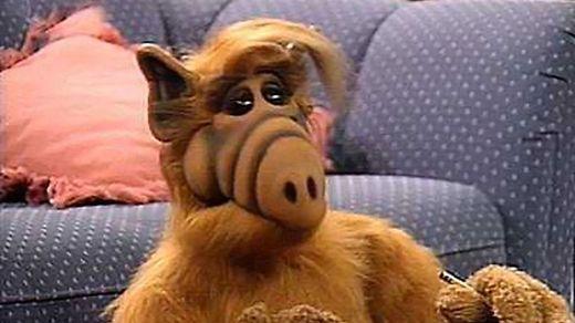 Alf kehrt ins Fernsehen zurück