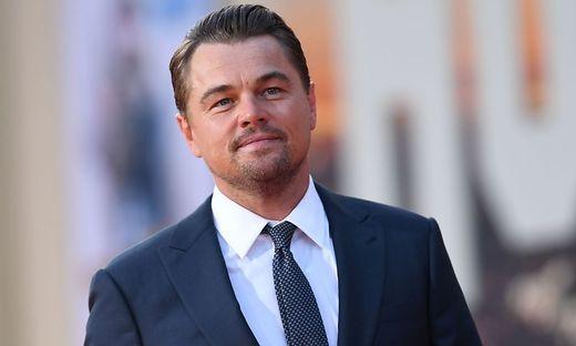 Hat ein Herz für die Umwelt: Leonardo DiCaprio