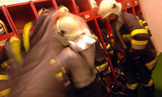 Feuerwehreinsatz am Dienstagabend in Villach