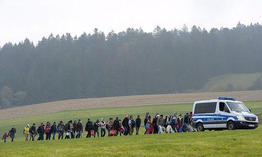 Nach mehrjährigem Rückgang: Asylbewerber-Zahl in EU steigt wieder
