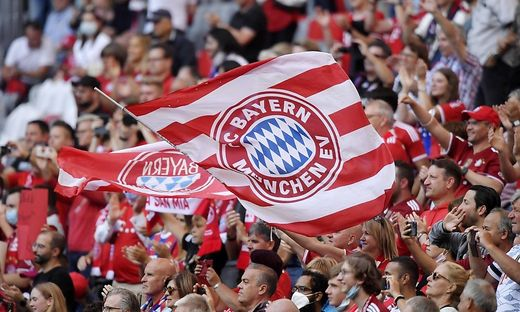 18.09.2021, Fussball 1. Bundesliga 2021/2022, 5. Spieltag, FC Bayern M�nchen - VfL Bochum, in der Allianz-Arena M�nchen.