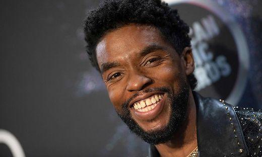 """Der verstorbene Chadwick Boseman gewann in der Kategorie """"Bester Darsteller"""""""