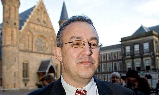 Bürgermeister Ahmed Aboutaleb