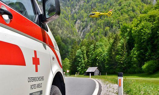 Einsatz für Rotes Kreuz (Sujet)