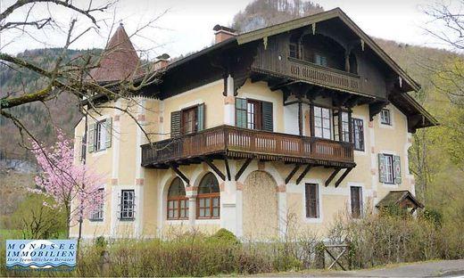 Historische See-Villa von ehemaliger Starsopranistin Lilli Lehmann auf willhaben zu kaufen