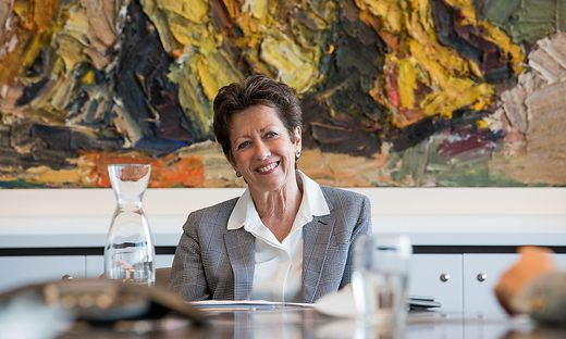 """Monika Kircher: """"Ein demokratisches Land kann nicht wie ein Unternehmen gesteuert werden"""""""