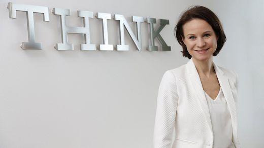 Patricia Neumann, General Manager IBM Österreich